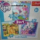 Pony pusle 3in1