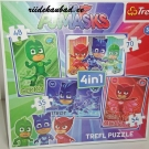 PJmasks pusle 4in1